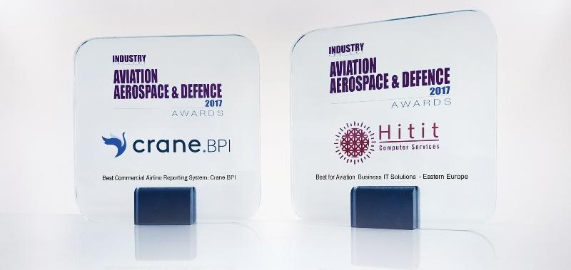 Hitit, D. Avrupa'nın En İyi Havacılık Yazılım firması seçildi