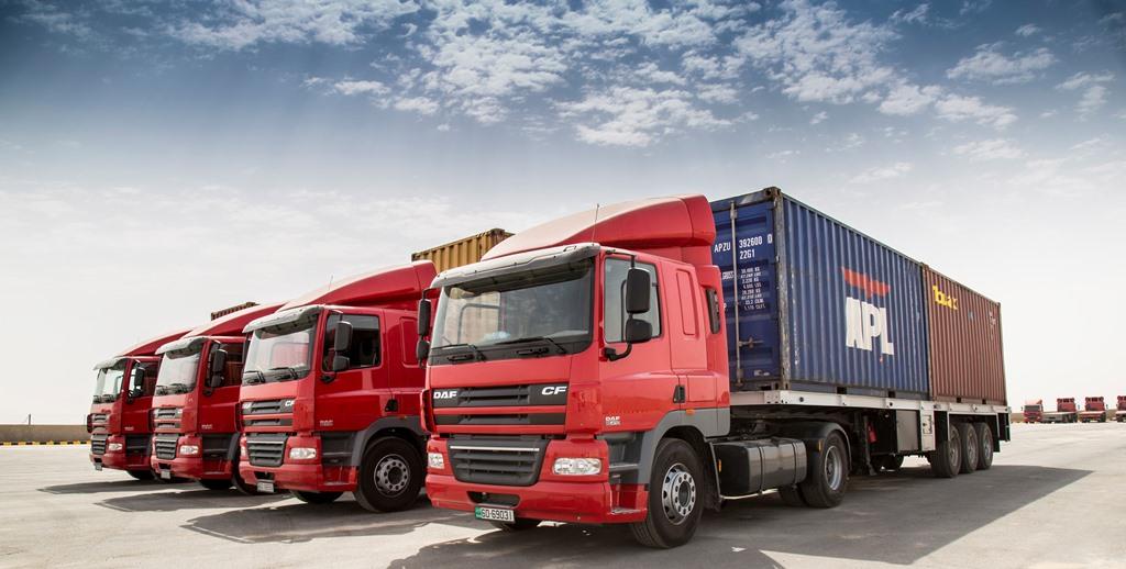DAF Ürdün'de 500. kamyon teslimatını yaptı