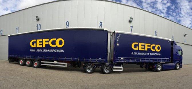 Gefco, 2017 ilk yarısında 2.62 milyar ciro elde etti