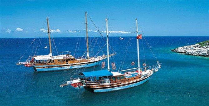 Türk bayraklı gemilere Yunan adaları yasaklandı