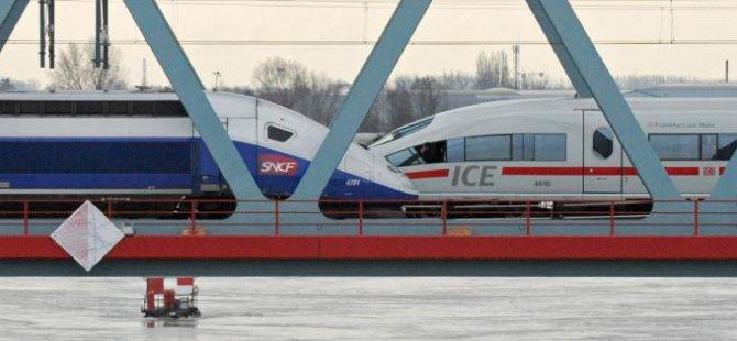 Siemens ile Alstom demiryolunda birleşti