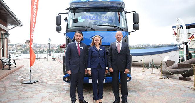 Arkas, 3 ayda 5 milyon Euro'luk araç aldı