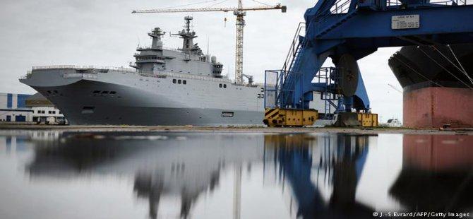 Fransa, STX'in Fincantieri'e satışını onayladı
