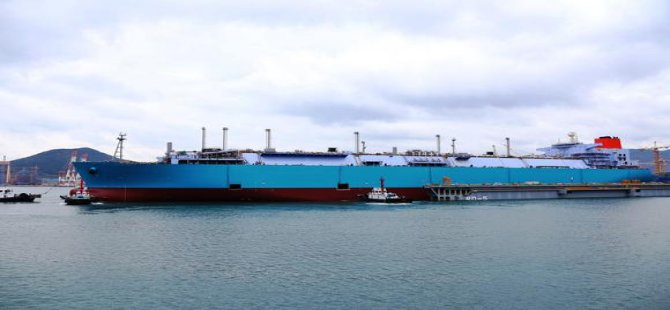 Mitsui OSK , LNG terminalini Türkiye'ye kiralıyor