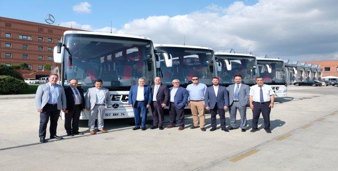 Seç Turizm filosuna 8 adet Tourismo ekledi