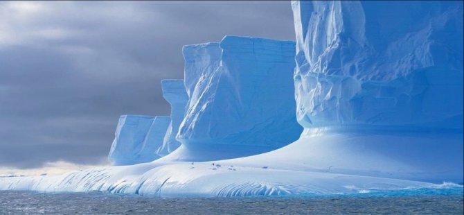 Gemilerin korkulu rüyası dev buzul