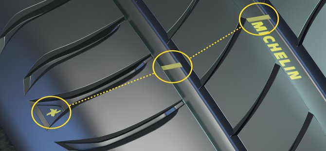 Michelin, Frankfurt'ta yeni teknolojilerini tanıttı