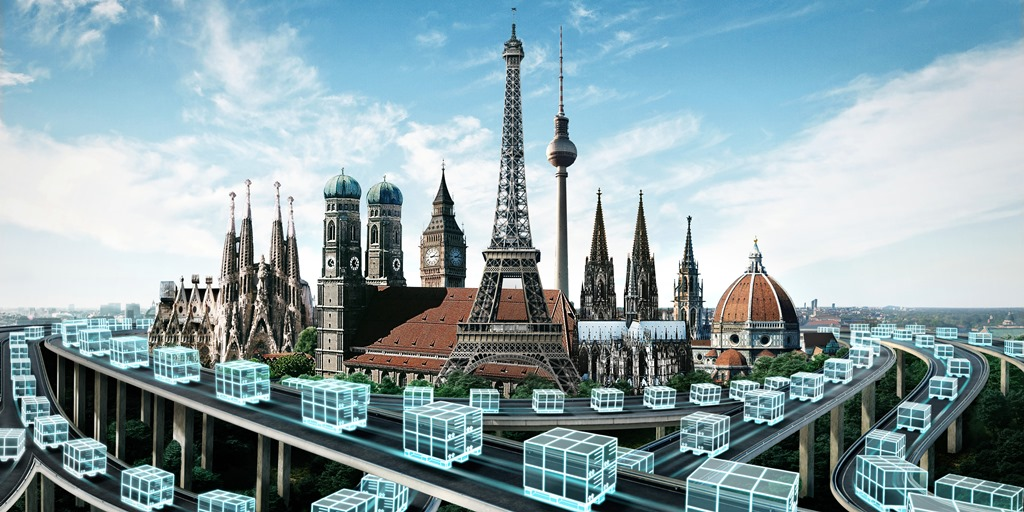 DB Schenker, 38 ülkeyi birbirine bağladı