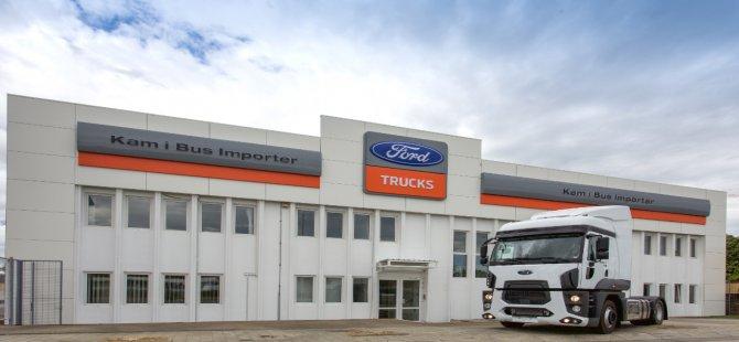 Ford Trucks, Avrupa'da Hırvatistan ile vites büyüttü