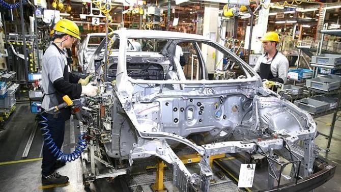 Otomotiv, üretimde rekor kırdı