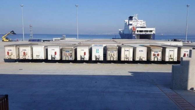 Yalova Terminali'nden İtalya seferleri başladı