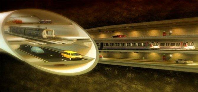 İstanbul Tüneli'nin ihalesi 2018 yılında yapılacak