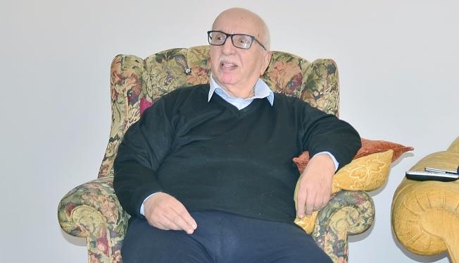 Erkan Dereli'nin kayınpederi vefat etti