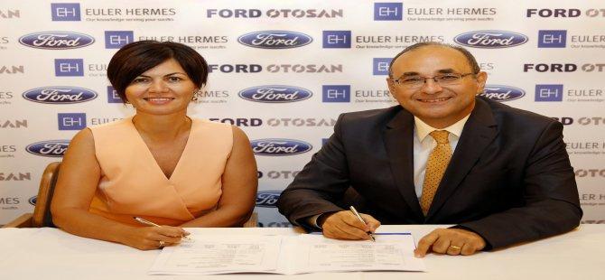 Ford Otosan ve Euler Hermes ihracat işbirliği