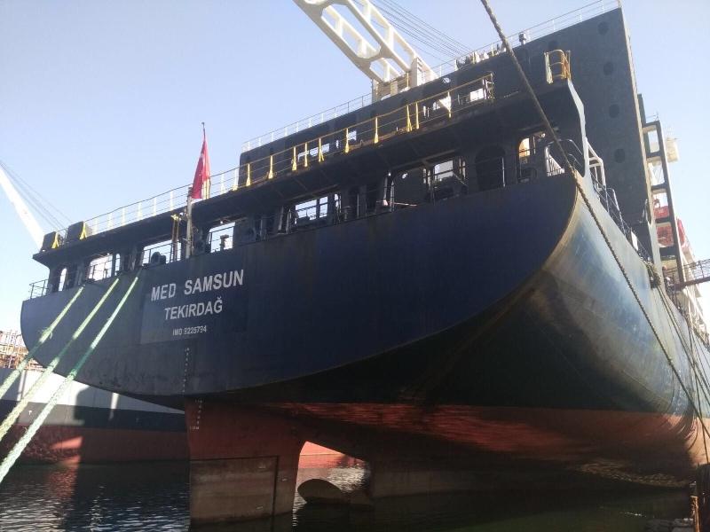 MEDLOG, Türk bayraklı gemilerle büyüyor
