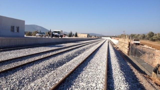 OSB'ler demiryolu hatlarıyla bağlanacak