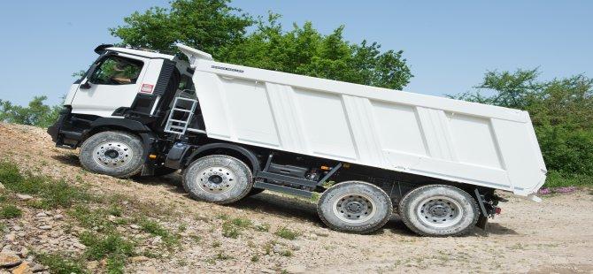 Renault Trucks, ekstra yavaş şanzıman Optidriver Xtended'i ürün gamına ekledi