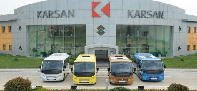 Yerli otomobil iddiası Karsan hisselerini uçurdu