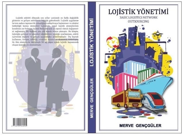 """Lojistik Yönetimi"" kitabı piyasada"