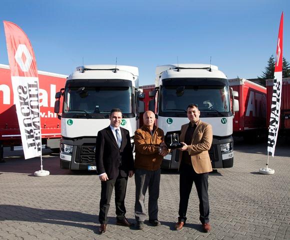 Hilal Trans filosuna 35 Renault Trucks daha