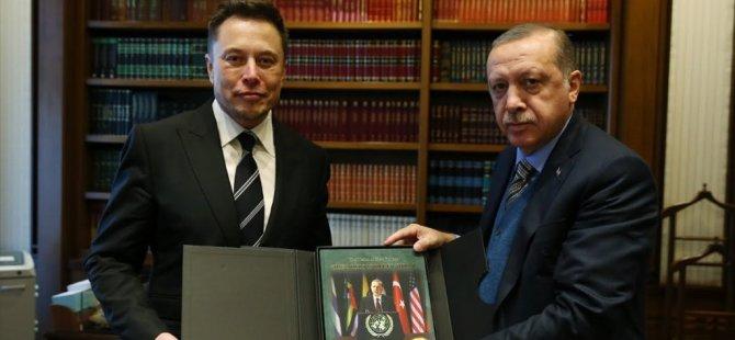 Türksat uydularını Musk'ın şirketi taşıyacak