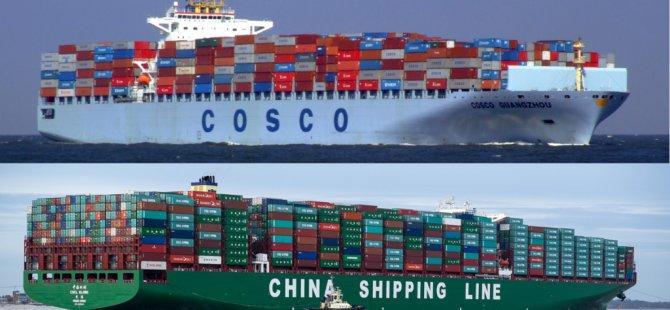 COSCO Shipping, Mısır'da lojistik köy kuruyor