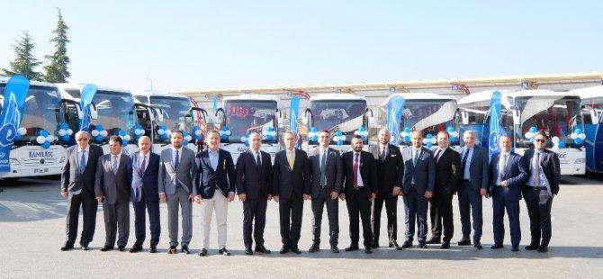 Kâmil Koç'un tercihi Mercedes-Benz Tourismo