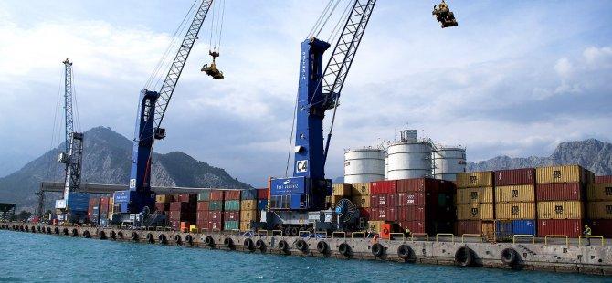 Bandırma Limanı'nda İthalat Ve İhracat Arttı