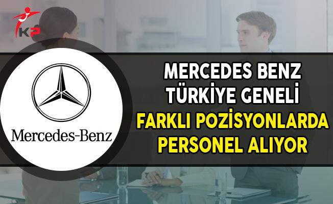 Mercedes-Benz Türk personel alacak