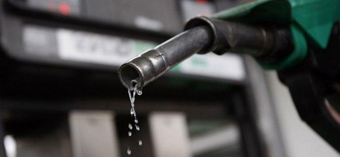 Benzine 7 kuruş indirim yapıldı