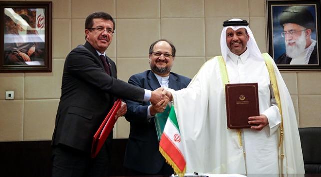 Türkiye, İran ve Katar'dan taşımacılık anlaşması