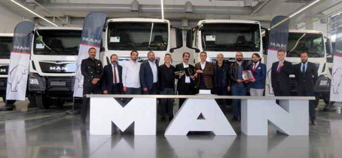 Fernas Şirketler Grubu araç yatırımında 'MAN' dedi