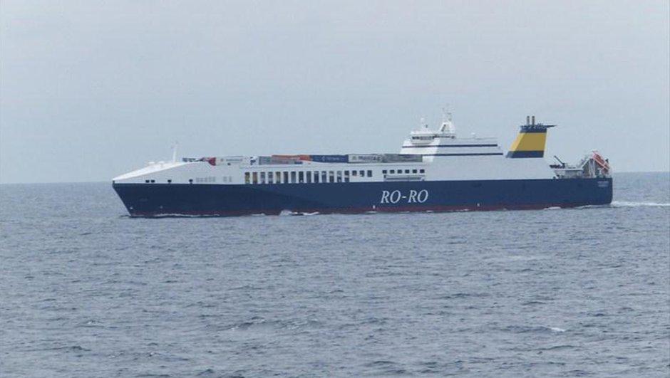 Ro-Ro'da 100 gün Odessa-İstanbul gidip geldiler