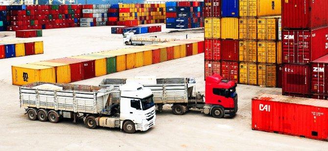 Dış ticarette 7.3 milyar dolar açık