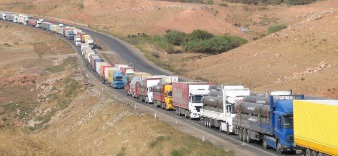 Üçüncü çeyrekte Taşımacılık Ciro Endeksi arttı