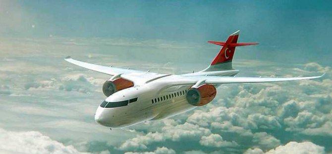 """""""Türk sanayicisi yerli uçak için kolları sıvadı"""""""