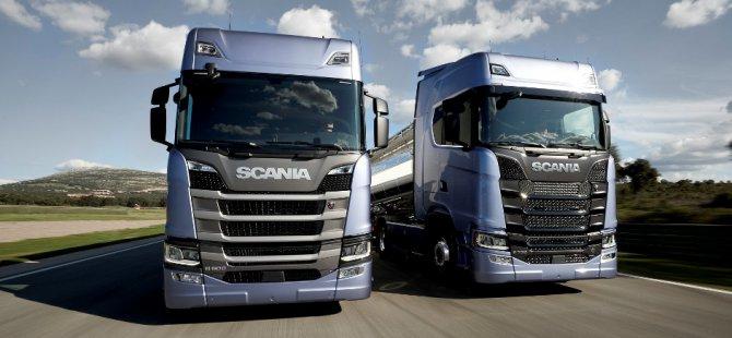 Scania, ithal çekici pazarında lider