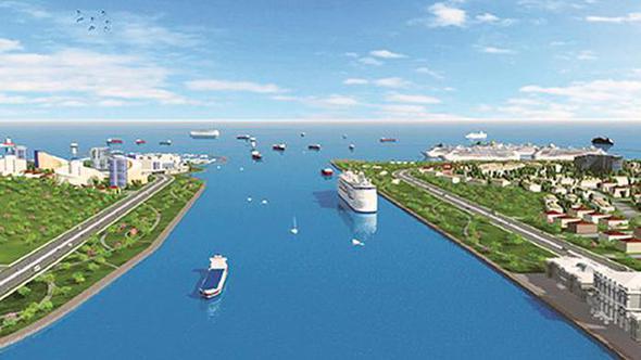 Kanal İstanbul, K.Çekmece'yi ihya edecek