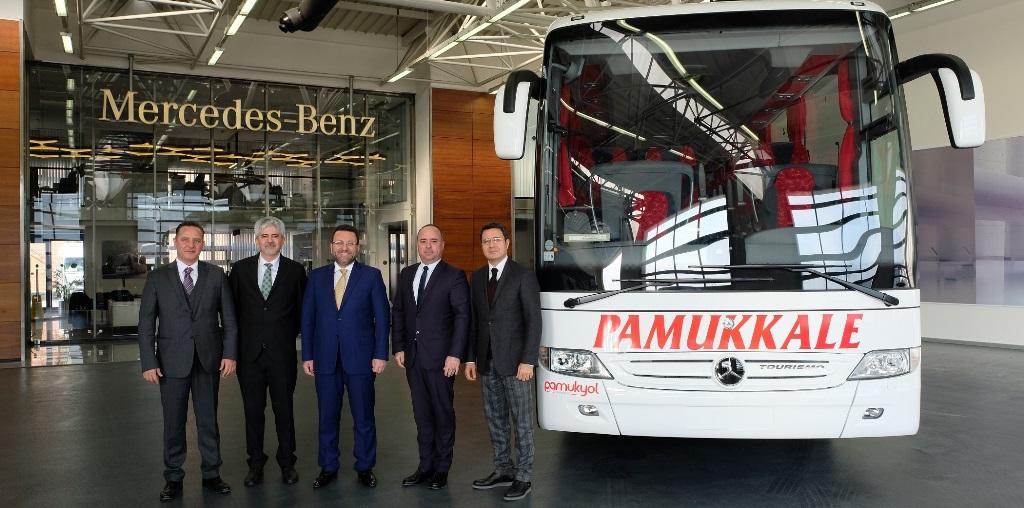 Pamukkale filosuna 7 Tourismo daha katıldı