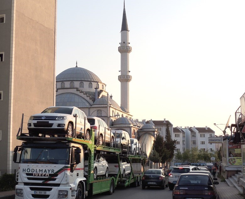 Hödlmayr, Ortadoğu'da müşteri portföyünü büyütüyor