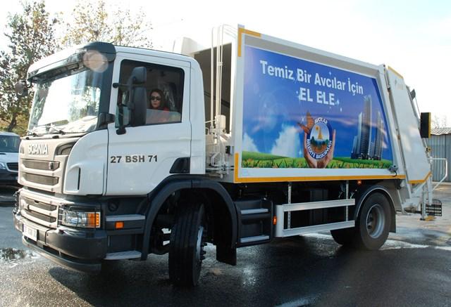 Scania, kamu sektörünün de tercihi oldu