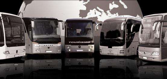 Mercedes'ten 5 firmaya 22 otobüs teslimatı