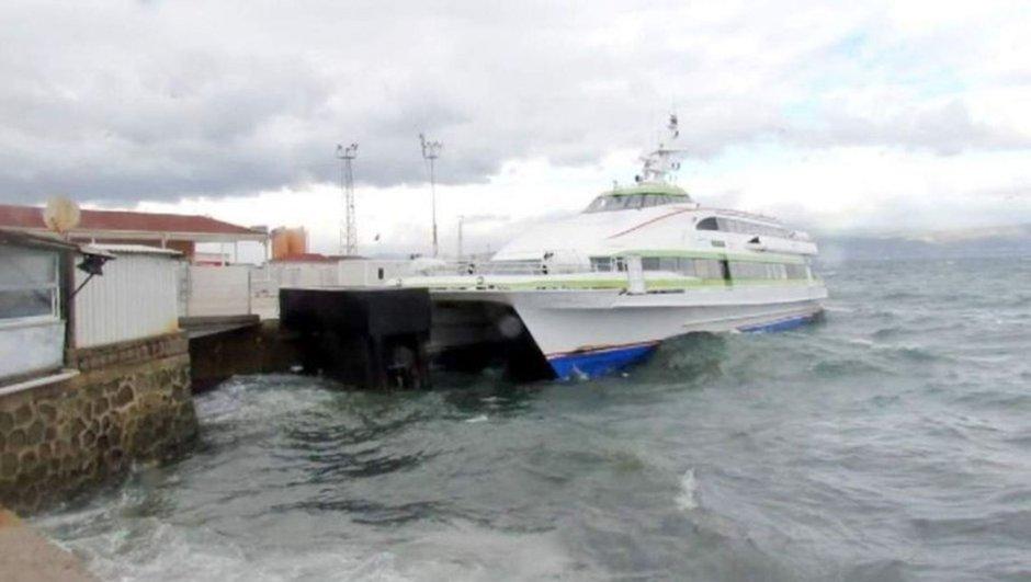 Fırtına bekleniyor: BUDO'dan sefer iptalleri