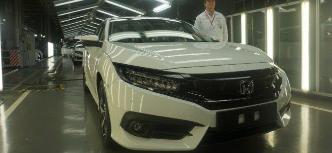 Honda Türkiye 40 milyon Euro yatırımla İkinci vardiyaya geçti