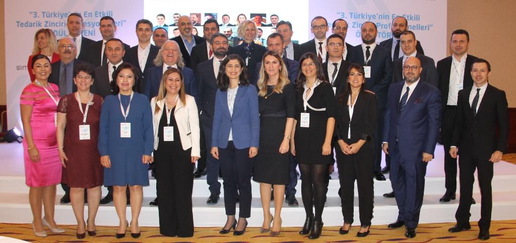 Türkiye'nin En Etkili Tedarik Zinciri Profesyonelleri