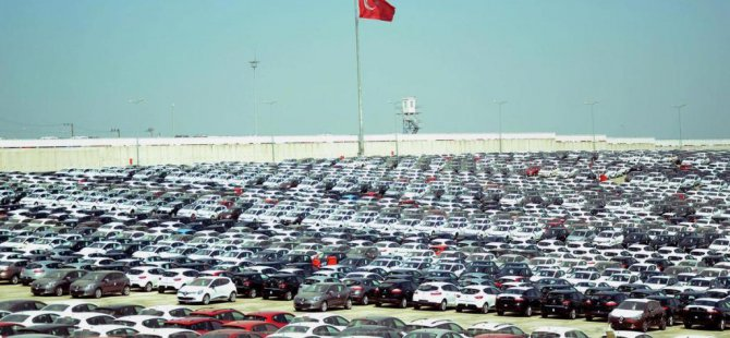 Otomobil üretimi ilk kez 1 milyonu aştı