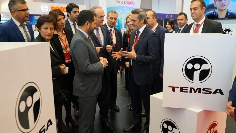 Zirvenin otomotiv sektör lideri TEMSA