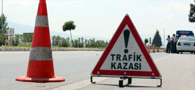 Esenler'de trafik kazası: 4 yaralı