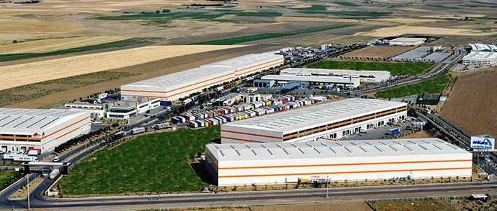 Türkiye'de Lojistiğin Kalbi Ankara'da Atacak
