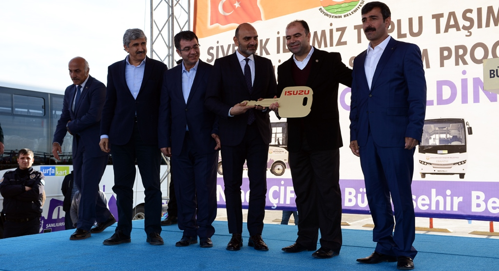 Anadolu Isuzu, 51 Novo Citi ile 2017'yi kapattı